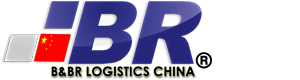 Logo BR LOGISTICS CHINA